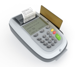 PIN pad terminal