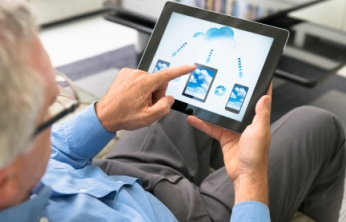 Cloud Computing on Tablet